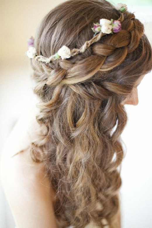 Cool Bridal Party Updos For Long Hair Best Hairstyle 2017 Short Hairstyles Gunalazisus