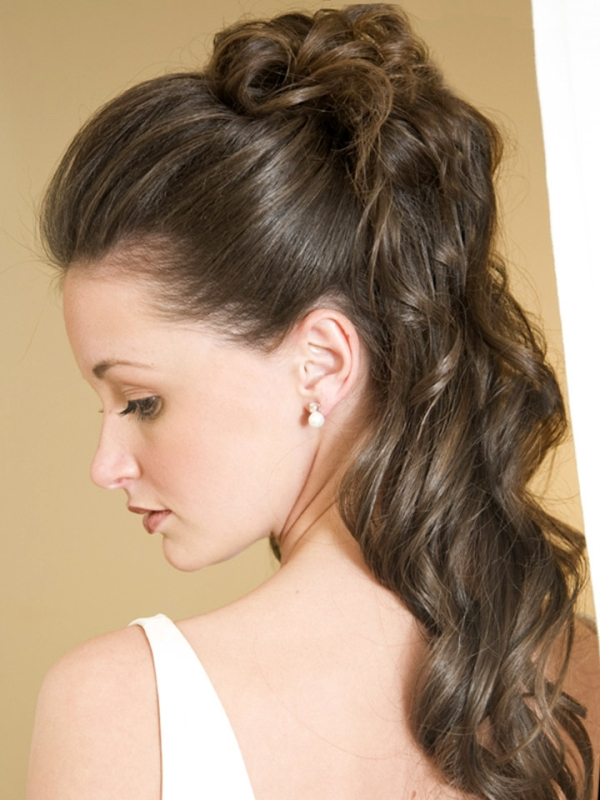 Wedding Prom Hairstyles For Long Hair Updo Hairstyles Top Hairstyles
