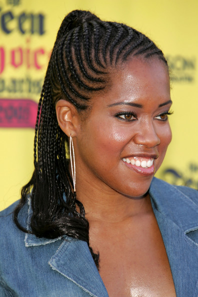Best Image Of Cornrow Ponytail Hairstyles