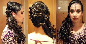 Indian Hairstyles For Wedding