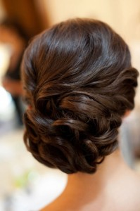 Indian Updo Hairstyles