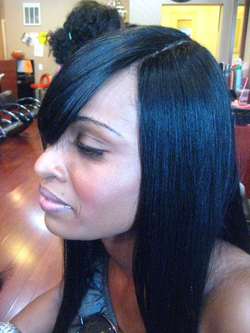 invisible part sew in weave hairstyles | beautiful hairstyles