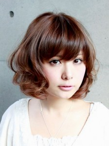 Japanese Short Hairstyles