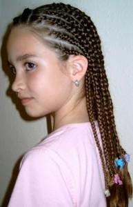 Kids Cornrow Hairstyles