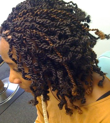 Kinky twist hairstyles beautiful hairstyles copper kinky twists with