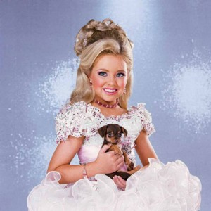 Little Girls Pageant Hairstyles