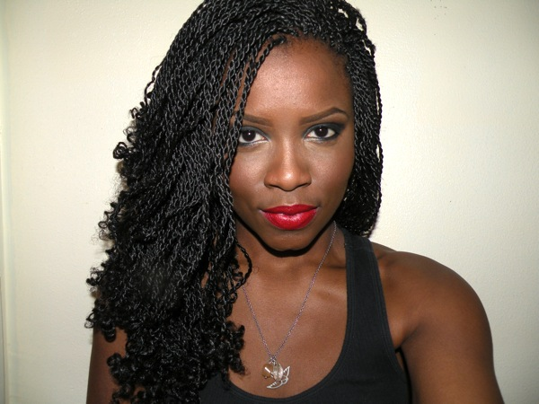 Kinky Twist Hairstyles