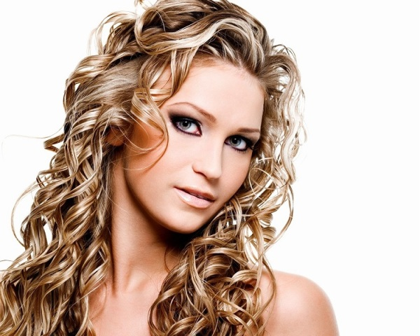 Long Permed Hairstyles