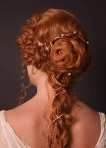 Long Renaissance Hairstyles