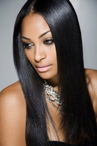 Long Straight Weave Hairstyles For Black Women