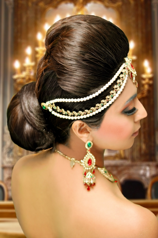 hairstyles for indian wedding � 20 showy bridal hairstyles