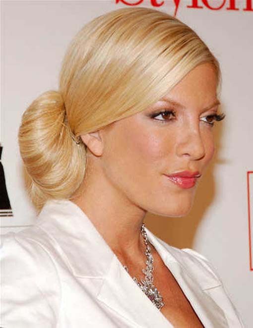 low maintenance hairstyles for fine hair : low side bun wedding hairstyles Car Tuning