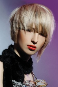 Medium Choppy Bob Hairstyles