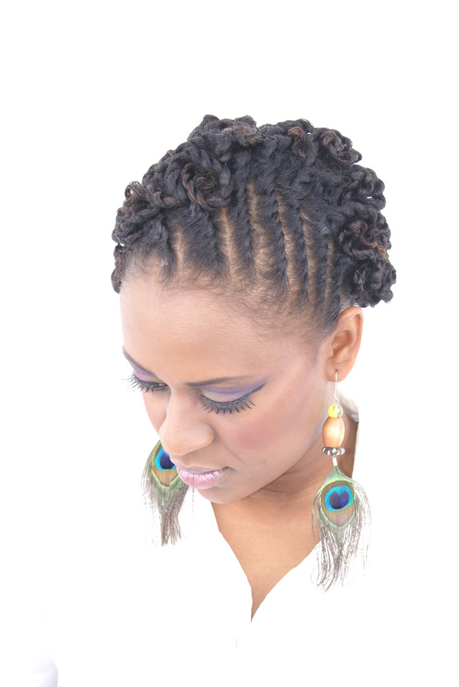 Awesome Hairstyles Kinky Twists