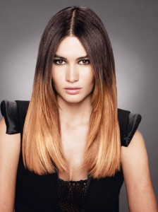 Ombre Hairstyle Images