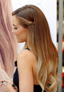 Ombre Hairstyle Pictures