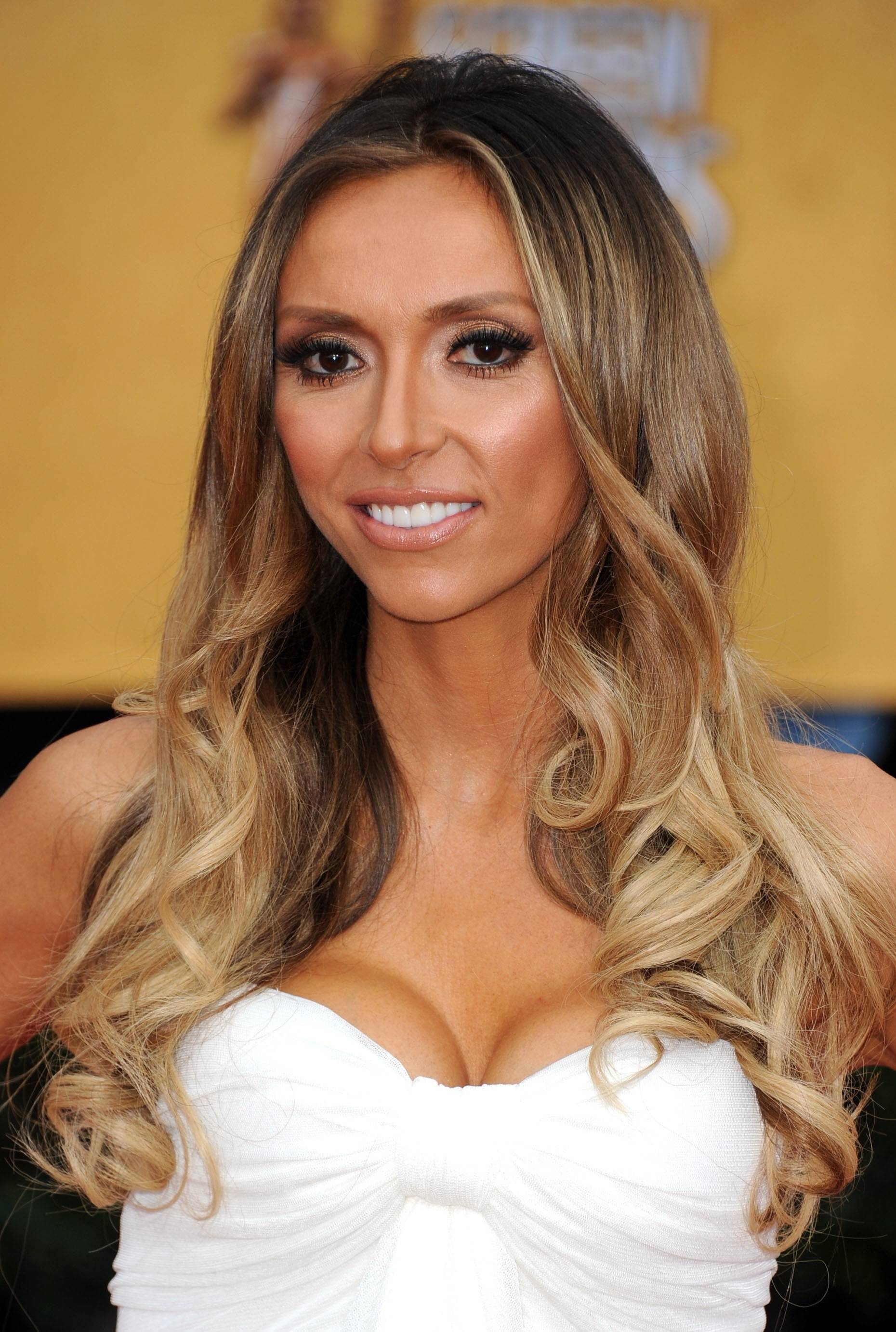 Giuliana Rancic Blonde Hair