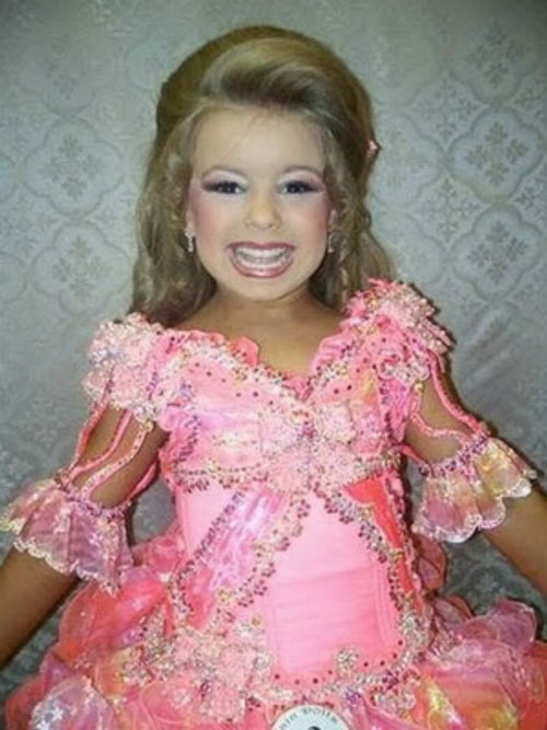 Easy Pageant Hairstyles for Little Girls