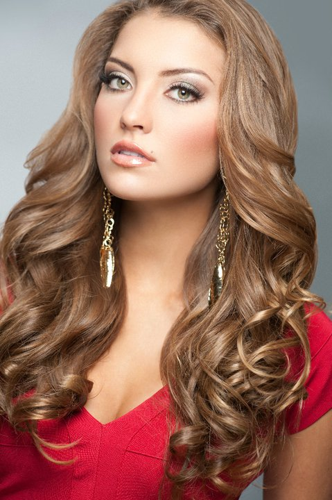 Pageant Hairstyles For Long Hair