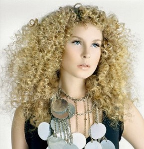 Perm Hairstyle