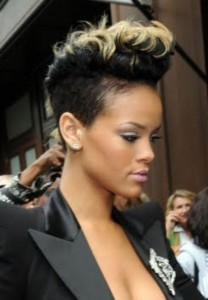 Pics of Mohawk Hairstyles For Black Women