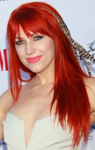 Pictures Red Hairstyles