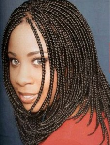 Pictures of Cornrow Hairstyles