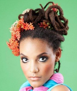 Pictures of Dreadlocks Hairstyles