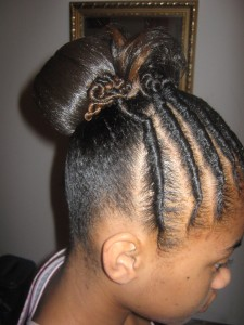 Pictures of Flat Twist Hairstyles For Black Women