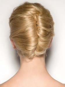 Pictures of French Twist Hairstyles