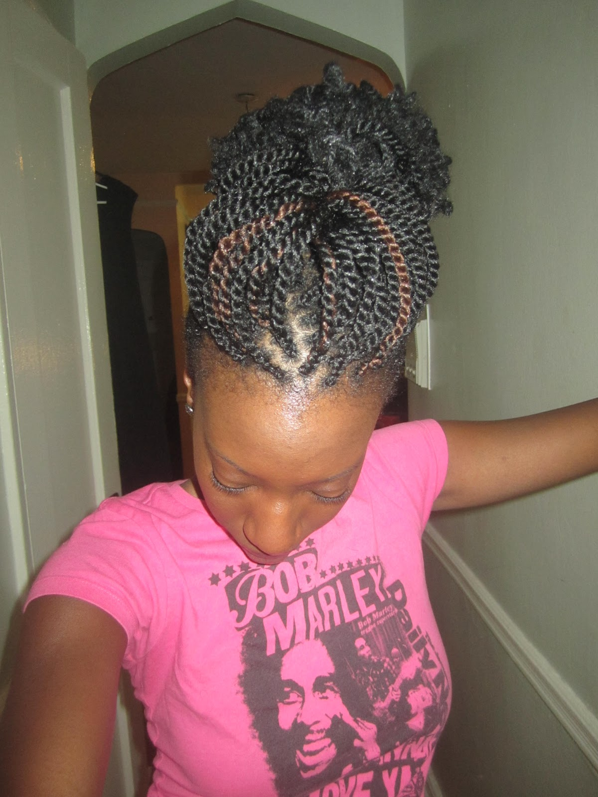 Download image Long Kinky Twist Hairstyles PC, Android, iPhone and
