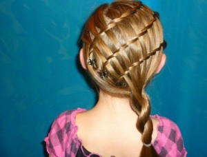 Princess Hairstyles For Little Girls