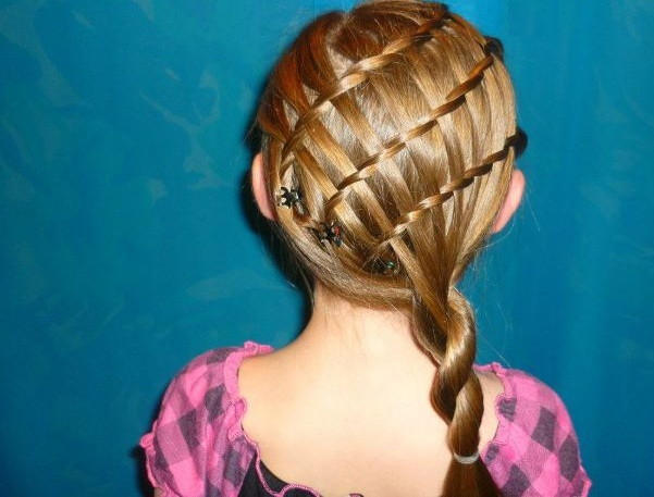Innovative Beautiful Hairstyles For Little Girls  Styles Weekly