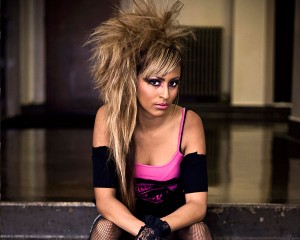 Punk Rock Girl Hairstyles