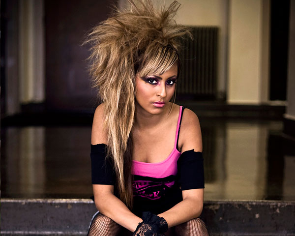 rocker girl hairstyles : Pics Photos - Punk Rock Girl Hairstyles