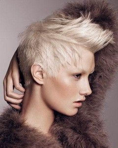 Punk Rock Hairstyles For Girls