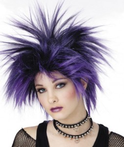 Punk Rock Hairstyles For Women
