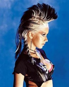 Punk Rock Hairstyles Pictures