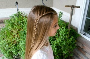 Quick Hairstyles For School