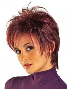 Razor Cut Layered Hairstyles