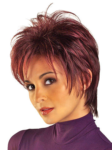 Razor Cut Layered Hairstyles