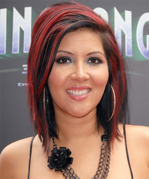 red hairstyles beautiful hairstyles