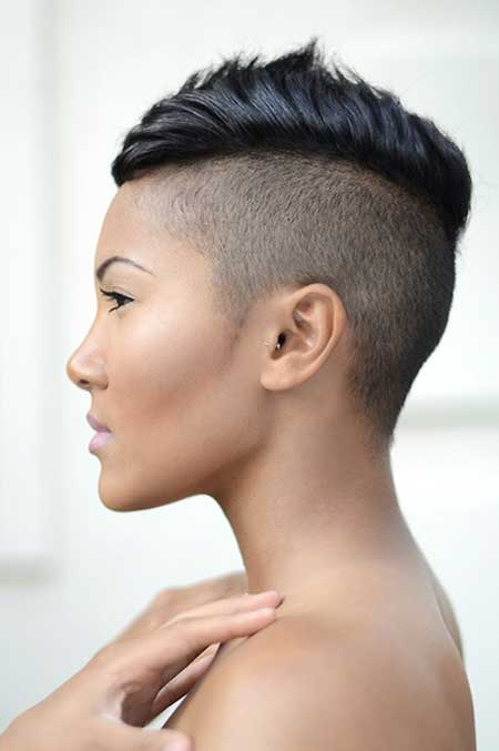 Shaved Hairstyles | Beautiful Hairstyles