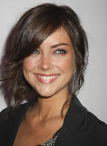 Short Brunette Hairstyle