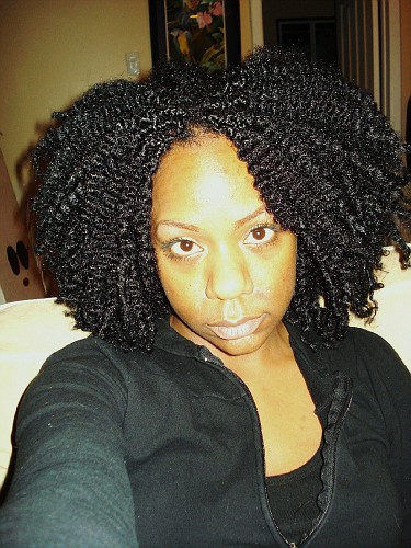 Kinky Twist Hairstyle Pictures 78