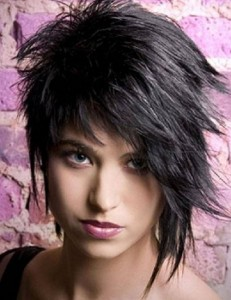 Short Punk Rock Hairstyles