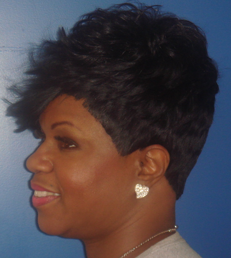 Short Sew Weave Hairstyles Beautiful
