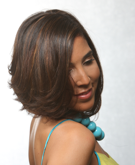 Short Sew In Weave Hairstyles Pictures