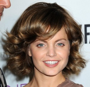Short Stacked Hairstyles Pictures