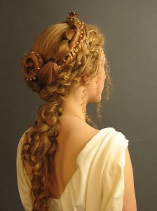 Victorian Wedding Hairstyles